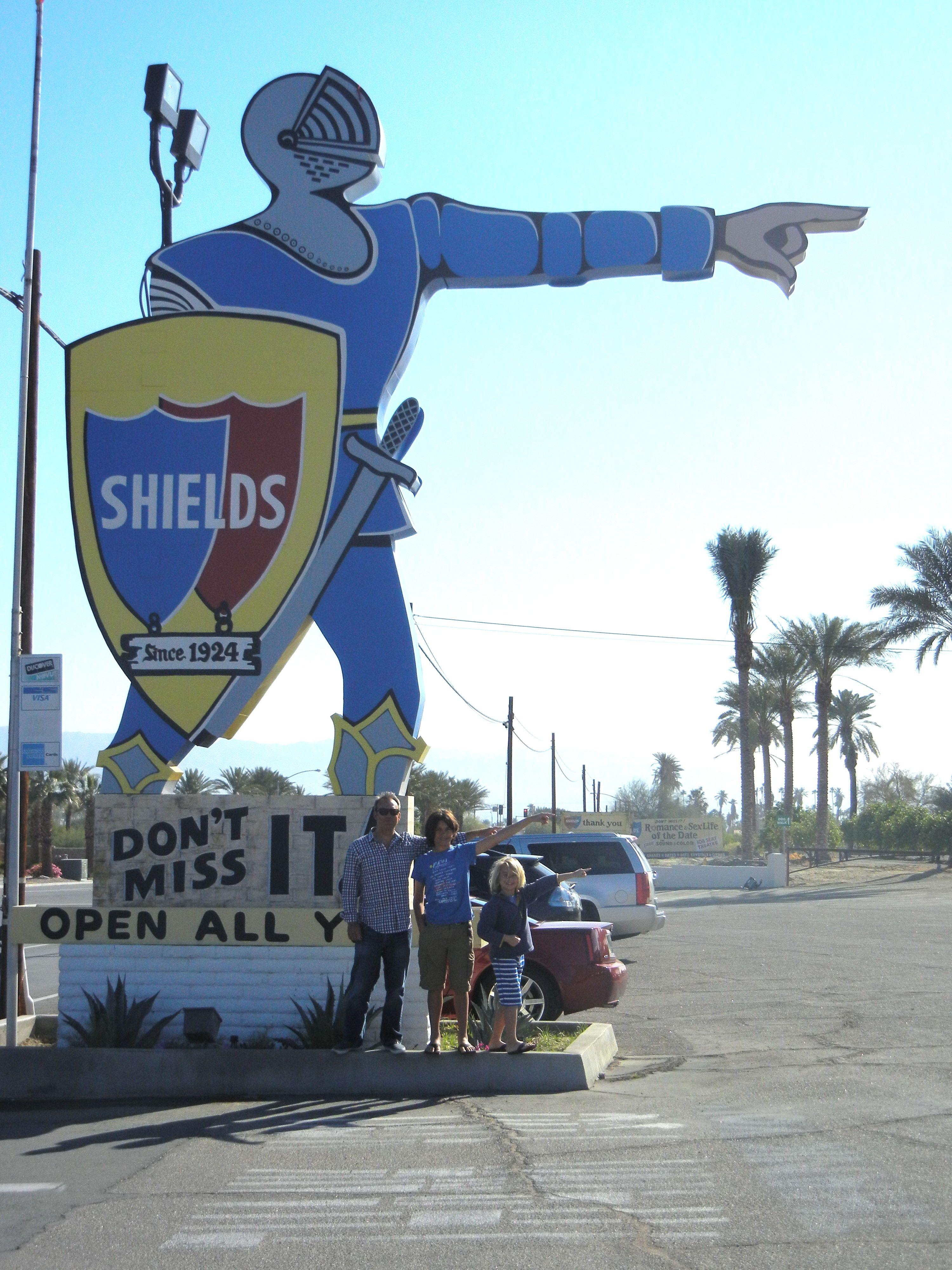 a trip to shields date garden - Shields Date Garden