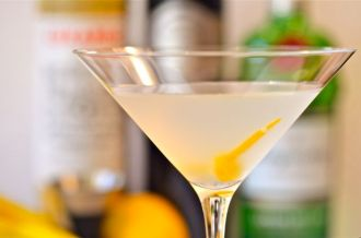 Aviation Cocktail.