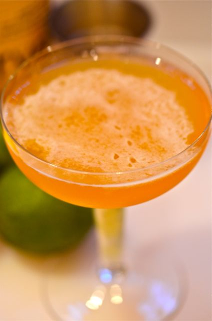 Weekly Cocktail #27: The Junior (and the Frisco Sour) « Putney Farm