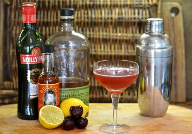New Manhattan Cocktail Putney Farm
