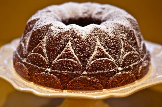 All In One Ginger Cake Recipe