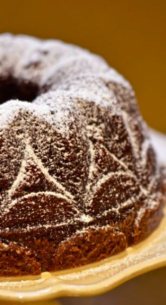 Gingerbread Cake. Merry Christmas!