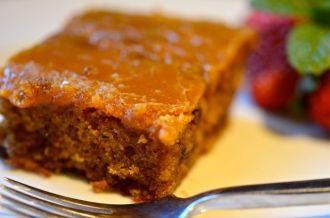 Pioneer Prune Spice Cake