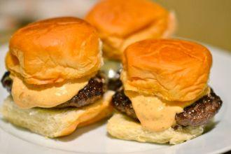 Slider Burgers.