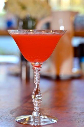 Elmer Fudd's Revenge Cocktail.