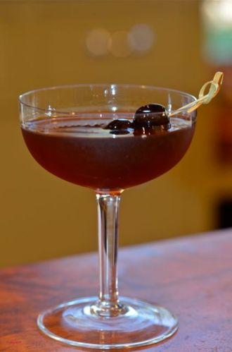 The Kentucky Royale Cocktail.