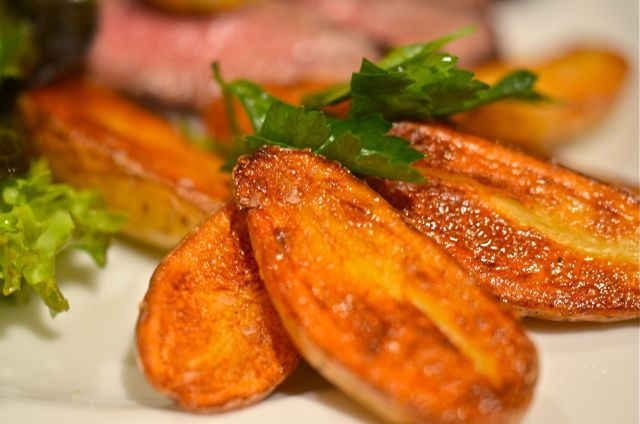 Extra Crispy Duck Fat-Fried Fingerling Potatoes Recipes — Dishmaps