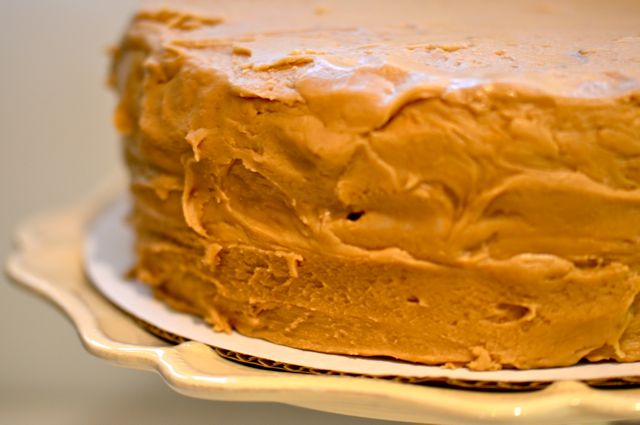 Caramel Cake: Adapted from Cook's Country's Illustrated....Good ...