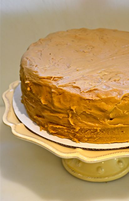 SoulfoodQueen.net: Classic Southern Caramel Cake