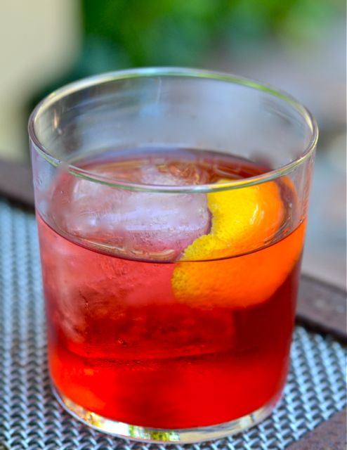 ... cocktail virgin negroni virgin negroni in this variation the gin