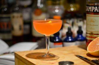 The Siesta Cocktail