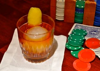 Old Fashioned at Singlebarrel.