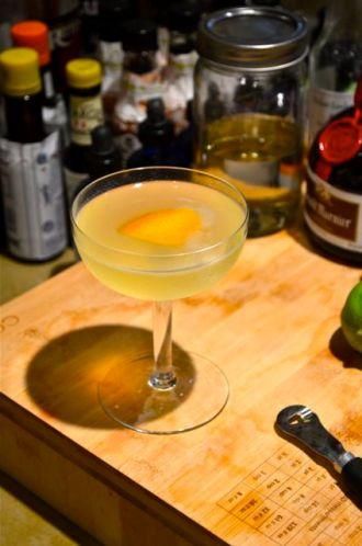 The Larchmont Cocktail.