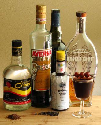Amundsen cocktail.