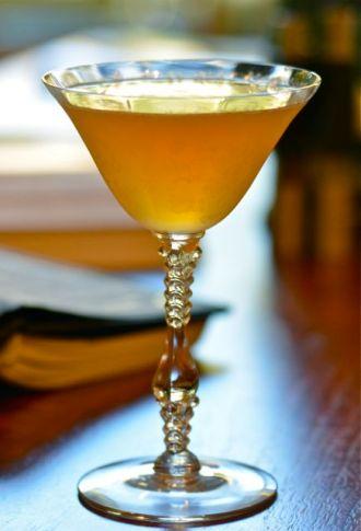 The Honeymoon Cocktail.