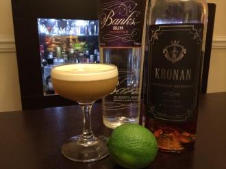 Magellan cocktail.