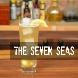 Seven Seas cocktail.